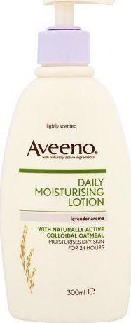 AVEENO Daily Moisturing Lotion Lavender Aroma 300ml