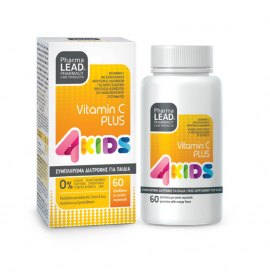 PharmaLead 4Kids Vitamin C Plus 60τμχ