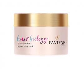 Pantene Pro-v Hair Biology Full & Vibrant Mask 160ml