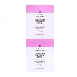 Youth Lab Cleansing Radiance Mask for All Skin Types 2x6ml
