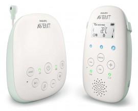 Avent Philips Σύσκευη Παρακολούθησης Μωρού Dect SCD711/52 1τμχ