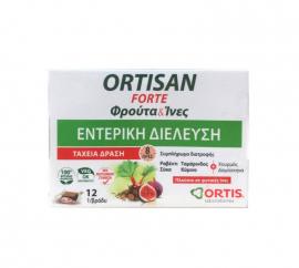 Ortis Ortisan Forte Φρούτα & Ινες 12Cubes