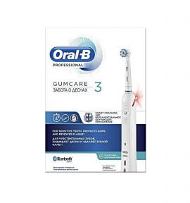 ORAL-B Professional Gum Care 3 Επαναφορτιζόμενη Ηλεκτρική Οδοντόβουρτσα 1τμχ