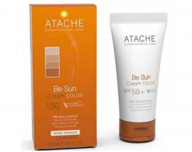 Atache Be Sun Cream Color Spf50+ 50ml