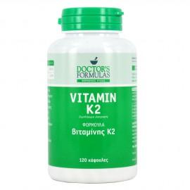 Doctors Formulas Vitamin K2 120 Δισκία