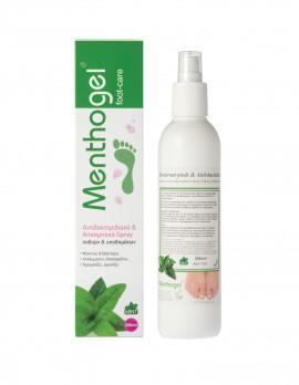 Menthogel Αποσμητικό & Αντιβακτηριδιακό spray 250ml