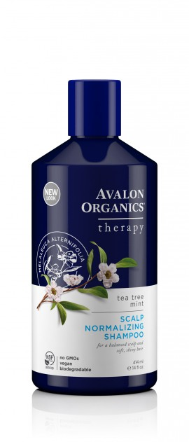 Avalon Organics Tea Tree Mint Treatment Shampoo 414ml