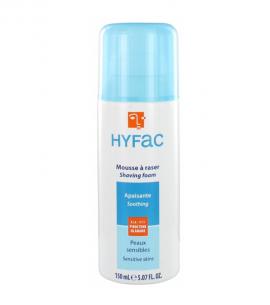 Hyfac Mousse a Raser Υποαλλεργικός Αφρός Ξυρίσματος για Ευαίσθητες Επιδερμίδες 150ml