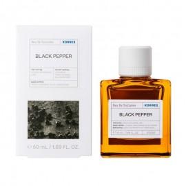Korres Eau De Toilette Black Pepper Ανδρικό Άρωμα 50ml