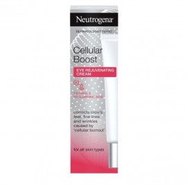 Neutrogena Cellular Boost Eye Rejuvenating Cream Αναζωογονητική Κρέμα Ματιών 15ml