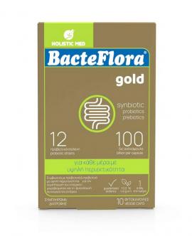 Holistic Med Bacteflora Gold 10caps