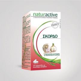 NATURACTIVE ΣΚΟΡΔΟ 20 CAPS