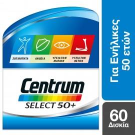 CENTRUM SELECT 50+ 60TAB NEW