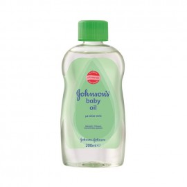 Johnsons Baby Oil Aloe Vera 200ml