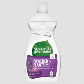 Seventh Generation Powered By Plants Υγρό Πιάτων Lavender & Mint 500ml