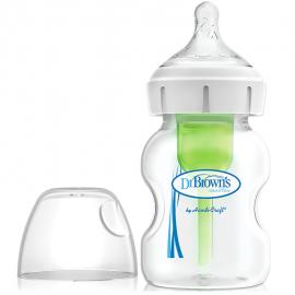 Dr. Browns Μπιμπερό πλαστικό Options+ (Φ.Λ.) 150 ml