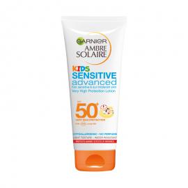 Garnier Ambre Solaire Kids  Sensitive Advanced SPF50+ 200ml