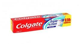Colgate Triple Action Toothpaste 75ml