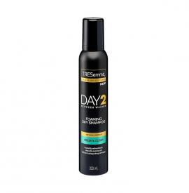 Tresemme Day 2 Fresh & Clean Foaming Dry Shampoo Αφρός Ξηρό Σαμπουάν σε Μορφή Αφρού 200ml