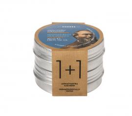 Korres Set Beeswax Balm For Dry Skin Κεραλοιφή με Βαλσαμέλαιο για Ξηρά Δέρματα 2Χ40ml