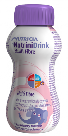 NUTRICIA NUTRINI DRINK MF ΦΡΑΟΥΛΑ 200ML