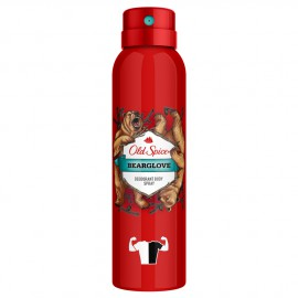 Old Spice Bearglove Deodorant Body Spray 150ml