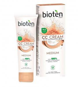 Bioten  CC CREAM MOISTURE MEDIUM 50ML