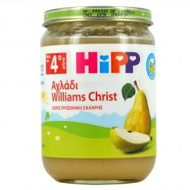 HIPP ΦΡΟΥΤΟΚΡΕΜΑ ΑΧΛΑΔΙ WILLIAMS CHRIST 190GR