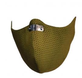 RespiShield Μάσκα Γενικής Προστασίας ΡΜ2.5 - PM10 Medium Λαδί 1τμχ