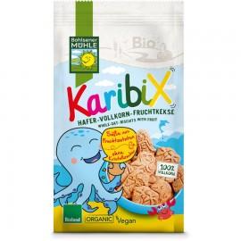 Bohlsener Muhle Karibix Μπισκότα Φρούτων - Βρώμης 125gr