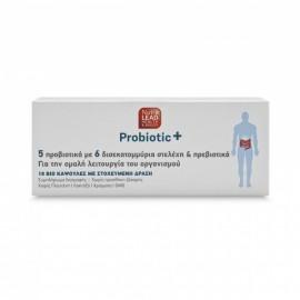 Nutralead Probiotic+ Συμπλήρωμα Διατροφής με Προβιοτικά & Πρεβιοτικά 10τμχ