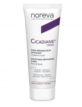 Noreva Cicadiane Soothing Repairing Care Cream Face & Body 40ml
