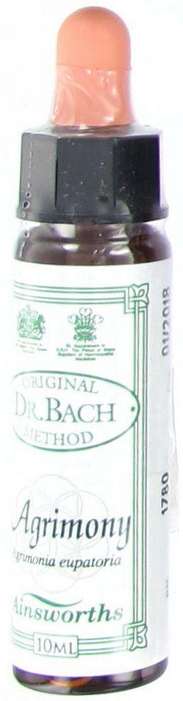 DR.BACH Ainsworths Agrimony 10ml