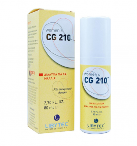 LIBYTEC CG 210 for women 80ml