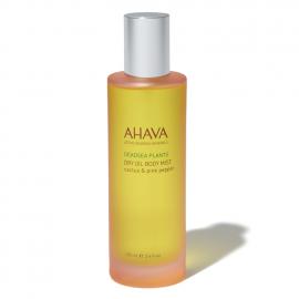 Ahava Dry Oil Body Mist – Cactus & Pink Pepper 100ml