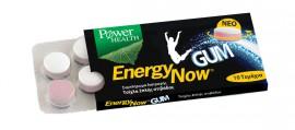 Power Health ENERGY NOW GUM 10s