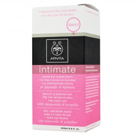 APIVITA INTIMATE DAILY CLEANSING GEL 200ML