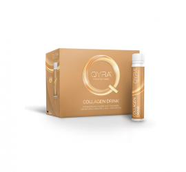 Qyra Intensive Care Collagen Drink 525ml (21ampx25ml)
