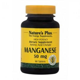 Natures Plus MANGANESE 50MG, 90TABS