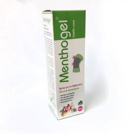 Menthogel Spray για τις Αρθρώσεις Μέντα & Αρπαγόφυτο 50ml + Εγχύσιμος Επίδεσμος Γόνατος