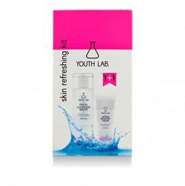 Youth Lab Set Skin Refreshing Kit Oxygen Moisture Cream 50ml + Δώρο Fresh Cleasing Water 200ml