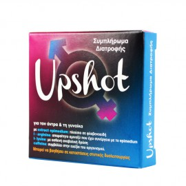UPSHOT Nutritional Supplement for man and woman 2 Δισκία