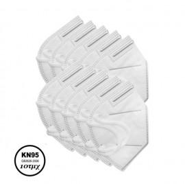 Μάσκα Υψηλής Προστασίας ΚΝ95 10τμχ