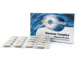 Viogenesis MANNOSE COMPLEX 500mg 60caps