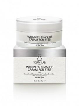 Youth Lab Wrinkles Erasure Cream For Eyes All Skin Types 15ml