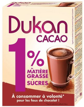 Dukan Cacao 1% 200gr