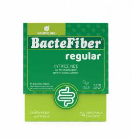 Holistic Med Bactefiber Regular 14 φακελάκια