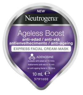 Neutrogena Ageless Boost Μάσκα Προσώπου Express σε Μορφή Κρέμας 10ml