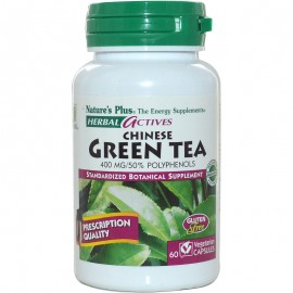 Natures Plus GREEN TEA CHINESE 60 caps