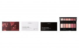 Korres Volcanic Minerals Eyeshadow Palette The Ruby Nudes 6g